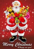 Постер к Новому году