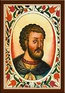 Портрет Иван II Иванович (Иван Красный)