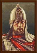 Портрет Невский А.Я.