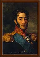 Портрет Багратион П.И.