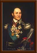 Портрет Платов М.И.
